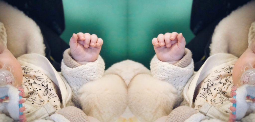 An alle Leute, die sich von Babies gestört fühlen