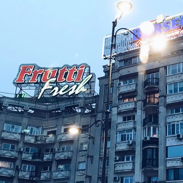 Bucharest is a very cool city with a lot ofhellip