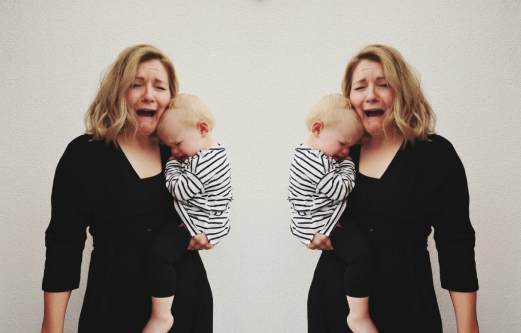 9 (sehr plausible) Gründe, wieso Mamas weinen