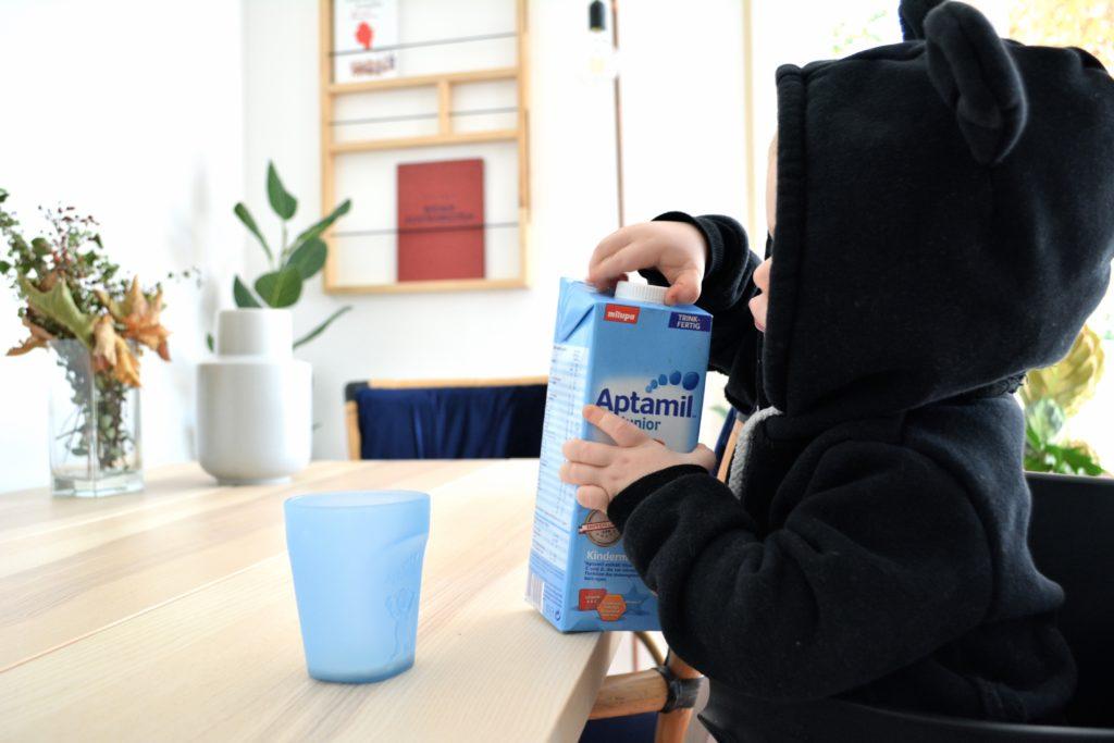 Der einfache Grund, weshalb Kindermilch in der Ernährung für mich nicht wegzudenken ist